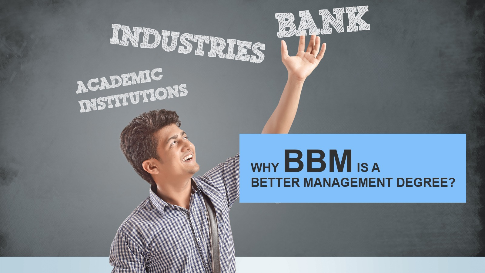 Why BBM is a better Management degree?