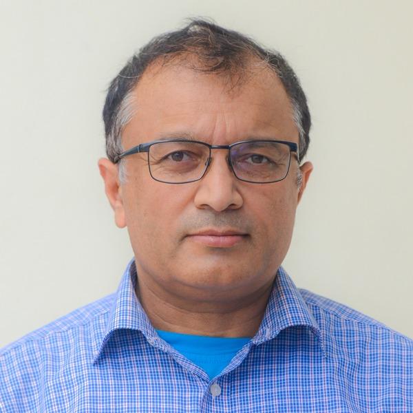 Dr. Rajendra K. Pokharel